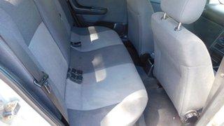 2005 Holden Astra TS MY05 Classic Silver 5 Speed Manual Sedan