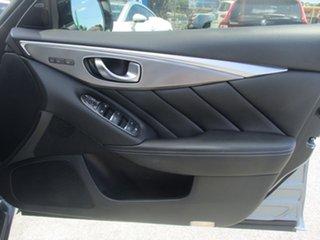 2014 Infiniti Q50 V37 S Premium Blue 7 Speed Sports Automatic Sedan