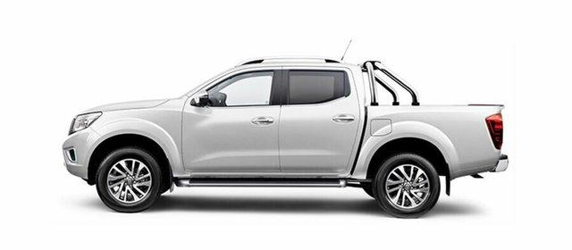 New Nissan Navara D23 S3 ST-X, 2018 Nissan Navara D23 S3 ST-X White Diamond 7 Speed Sports Automatic Utility