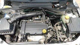 2005 Holden Barina XC MY05 Silver 5 Speed Manual Hatchback