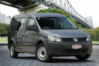 2015 Volkswagen Caddy 2KN MY15 TSI175 Maxi Grey 5 Speed Manual Van.