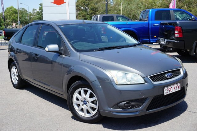 Used Ford Focus LT CL, 2008 Ford Focus LT CL Grey 5 Speed Manual Hatchback