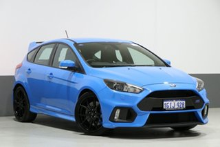 2017 Ford Focus LZ RS Nitro 6 Speed Manual Hatchback.