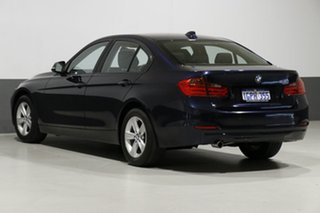 2014 BMW 316i F30 MY14 Blue 8 Speed Automatic Sedan