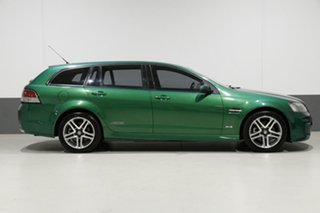 2010 Holden Commodore VE II SS Green 6 Speed Manual Sportswagon