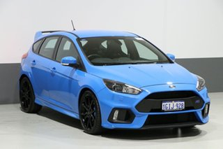 2017 Ford Focus LZ RS Nitro 6 Speed Manual Hatchback