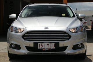 2018 Ford Mondeo MD 2018.25MY Ambiente PwrShift Silver 6 Speed Sports Automatic Dual Clutch Wagon