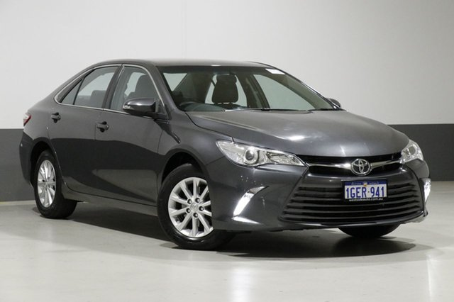 Used Toyota Camry ASV50R MY16 Altise, 2017 Toyota Camry ASV50R MY16 Altise Grey 6 Speed Automatic Sedan