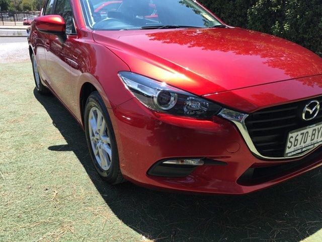 Demo Mazda 3 BN5278 Neo SKYACTIV-Drive Sport, 2018 Mazda 3 BN5278 Neo SKYACTIV-Drive Sport Soul Red 6 Speed Sports Automatic Sedan