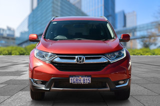 2018 Honda CR-V RW MY18 VTi-S FWD Passione Red 1 Speed Constant Variable Wagon