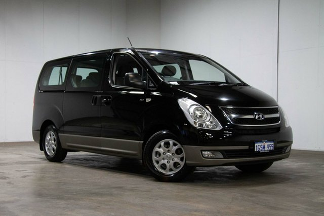 Used Hyundai iMAX TQ-W MY13 , 2014 Hyundai iMAX TQ-W MY13 Black 5 Speed Automatic Wagon