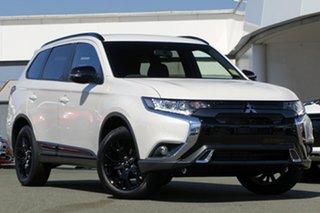 2019 Mitsubishi Outlander ZL MY19 Black Edition 2WD Starlight 6 Speed Constant Variable Wagon.