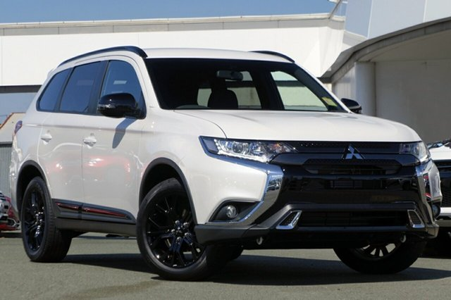New Mitsubishi Outlander ZL MY21 Black Edition 7 Seat (2WD) Gunnedah, 2021 Mitsubishi Outlander ZL MY21 Black Edition 7 Seat (2WD) Starlight 6 Speed CVT Auto Sequential
