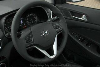 2018 Hyundai Tucson TL3 MY19 Active X 2WD Gemstone Red 6 Speed Automatic Wagon.