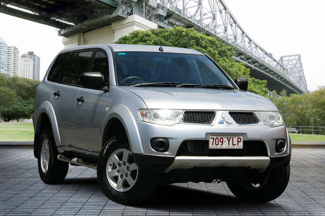 Used Mitsubishi Challenger PB (KG) MY12 , PB (KG) MY12 WAGON 5DR MAN 5SP 711KG 2.5DT