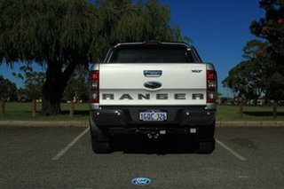 2018 Ford Ranger PX MkIII 2019.00MY XLT Pick-up Double Cab Ingot Silver 10 Speed Sports Automatic