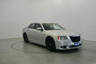 2012 Chrysler 300 LX MY12 SRT-8 Silver 5 Speed Sports Automatic Sedan.