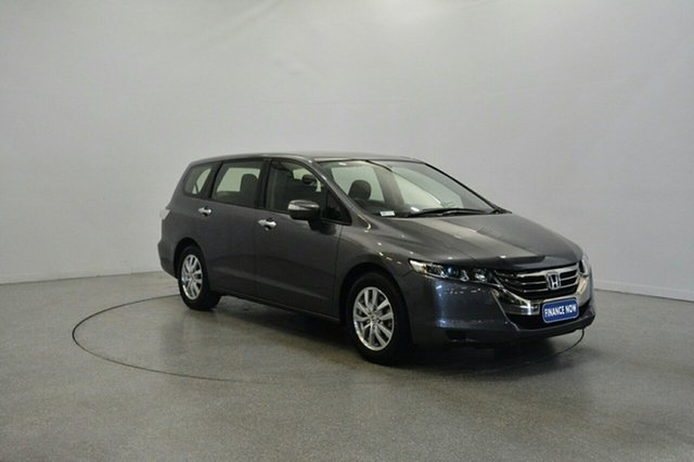 Used Honda Odyssey 4th Gen MY13 , 2013 Honda Odyssey 4th Gen MY13 Grey 5 Speed Sports Automatic Wagon