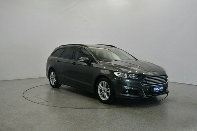 Used Ford Mondeo MD 2017.50MY Ambiente PwrShift, 2017 Ford Mondeo MD 2017.50MY Ambiente PwrShift Magnetic 6 Speed Sports Automatic Dual Clutch Wagon