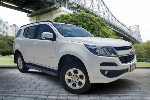 Used Holden Trailblazer RG MY18 LT, RG MY18 LT WAGON 7ST 5DR SA 6SP 4X4 2.8DT