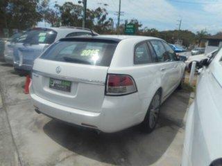 2014 Holden Calais VF MY15 V 6 Speed Automatic Sportswagon.