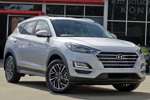 New Hyundai Tucson TL3 MY19 Elite 2WD, 2018 Hyundai Tucson TL3 MY19 Elite 2WD Platinum Silver 6 Speed Automatic Wagon