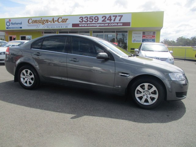 Used Holden Commodore VE II Omega, 2011 Holden Commodore VE II Omega Grey 4 Speed Automatic Sedan