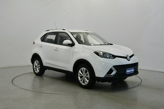 Used MG GS SAS2 MY17.5 Vivid 2WD, 2017 MG GS SAS2 MY17.5 Vivid 2WD Mountain White 6 Speed Manual Wagon