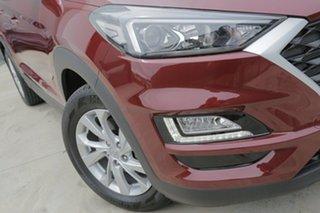 2018 Hyundai Tucson ACTIVE X Active X Gemstone Red 8 Speed Automatic SUV.