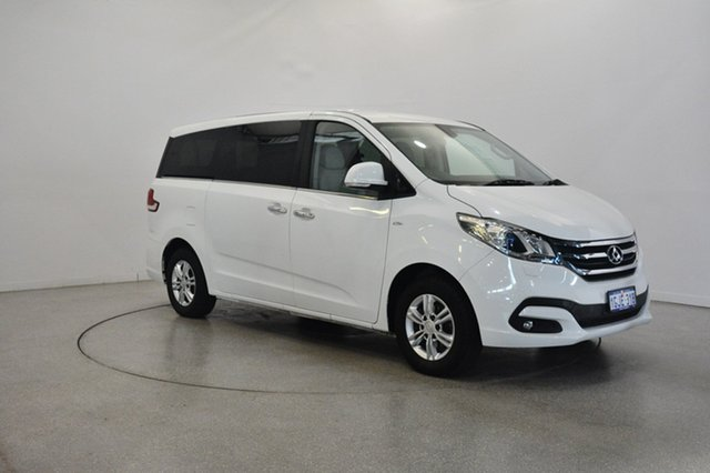 Used LDV G10 SV7A , 2016 LDV G10 SV7A White 6 Speed Sports Automatic Wagon