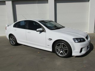 2011 Holden Commodore VE II MY12 SV6 White 6 Speed Sports Automatic Sedan.
