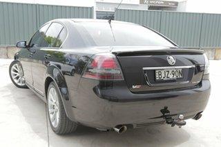 2009 Holden Calais V V Black Sports Automatic Sedan.