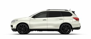 2018 Nissan Pathfinder R52 Series II MY17 ST-L X-tronic 2WD N-SPORT Ivory Pearl 1 Speed
