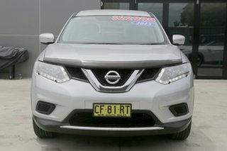 2015 Nissan X-Trail ST ST Silver Constant Variable Wagon