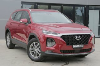 2018 Hyundai Santa Fe Active Horizon Red 8 Speed Error SUV.