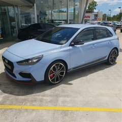 2018 Hyundai i30 PDe.2 MY18 N Performance Performance Blue 6 Speed Manual Hatchback.