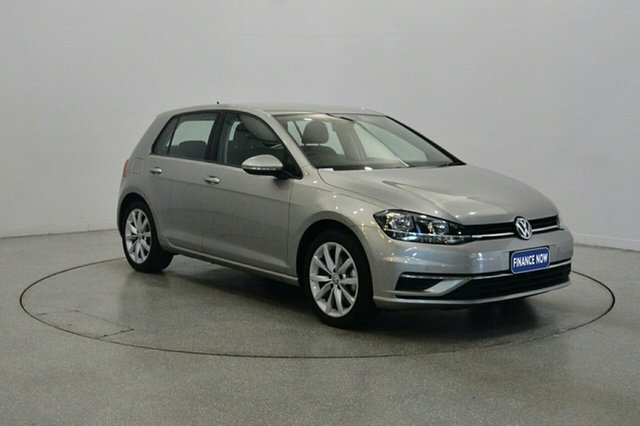 Used Volkswagen Golf 7.5 MY17 110TSI DSG Comfortline, 2017 Volkswagen Golf 7.5 MY17 110TSI DSG Comfortline Silver 7 Speed Sports Automatic Dual Clutch