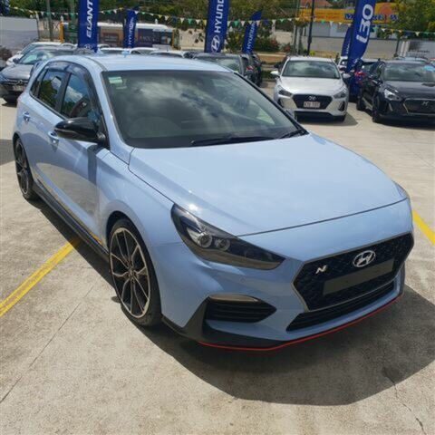 New Hyundai i30 PDe.2 MY18 N Performance, 2018 Hyundai i30 PDe.2 MY18 N Performance Performance Blue 6 Speed Manual Hatchback