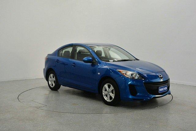 Used Mazda 3 BL10F2 MY13 Neo, 2013 Mazda 3 BL10F2 MY13 Neo Blue 6 Speed Manual Sedan