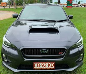 2015 Subaru WRX V1 MY16 STI AWD Premium Grey 6 Speed Manual Sedan