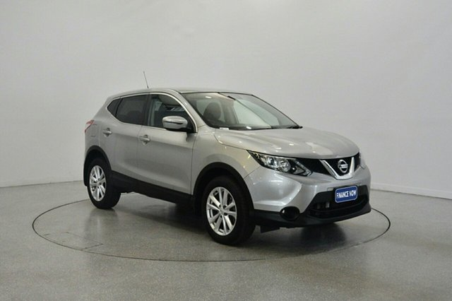 Used Nissan Qashqai J11 TS, 2017 Nissan Qashqai J11 TS Silver 1 Speed Constant Variable Wagon