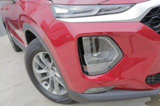 2018 Hyundai Santa Fe TM MY19 Active Horizon Red 8 Speed Sports Automatic Wagon.