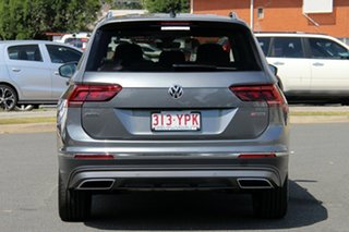 2018 Volkswagen Tiguan 5N MY18 162TSI Highline DSG 4MOTION Allspace Platinum Grey 7 Speed