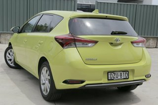 2017 Toyota Corolla Ascent Sport Ascent Sport Yellow Constant Variable Hatchback.