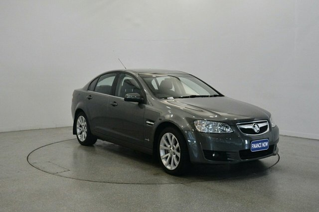 Used Holden Berlina VE II International, 2011 Holden Berlina VE II International Grey 6 Speed Sports Automatic Sedan