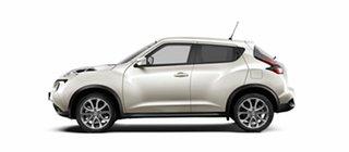 2018 Nissan Juke F15 MY18 ST 2WD Arctic White 6 Speed Manual Hatchback