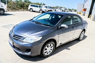 2012 Toyota Corolla ZRE152R MY11 Ascent 4 Speed Automatic Sedan.