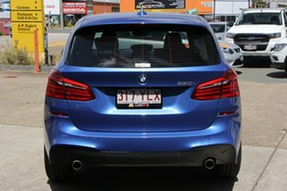 2015 BMW 220i F22 Luxury Line Blue 8 Speed Sports Automatic Coupe