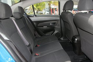 2013 Holden Cruze JH Series II MY13 Equipe Blue 6 Speed Sports Automatic Sedan