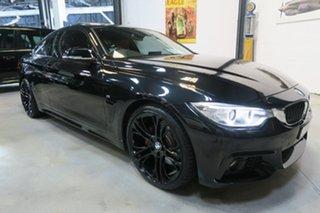 2016 BMW 428i F32 M Sport Black 8 Speed Sports Automatic Coupe